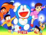doraemon and friend